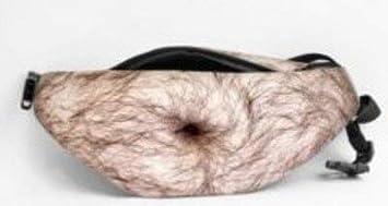 Amazon.com: Moda – 3d Dad Bod bolsa de cintura bolsa ...