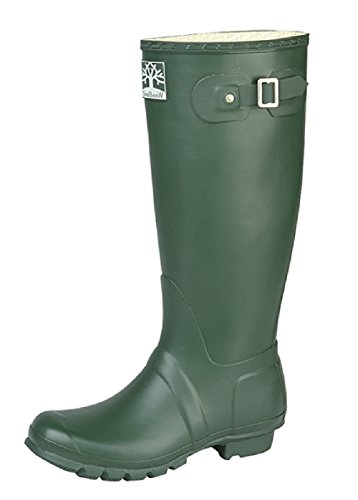 Hunter Green In Style Wellington Boot Traditional Ladies Green wxq0XvH5n