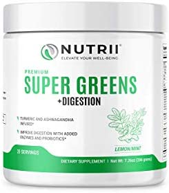 Nutrii Organic Green Superfood