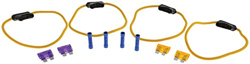 Protech ZFH01 Automotive Blade Type Fuse Holders and Fuses