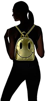 T-Shirt & Jeans Smiley Face Back Pack