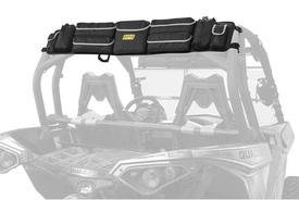 (QuadBoss Reflective Series UTV Organizer - Black)