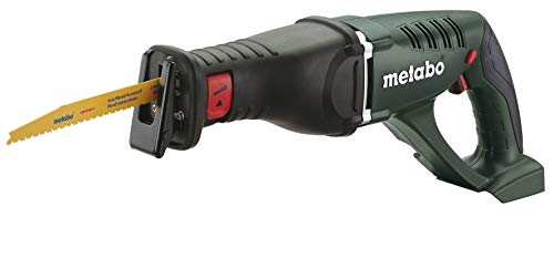 Metabo - 18V Reciprocating Saw Bare (602269850 18 LTX Bare), Woodworking