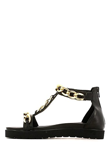 Inuovo Sandals Clothing For Women Black 6rWL2sYc
