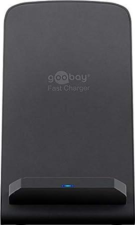 goobay Universal Qi - Cargador y Soporte de Mesa (10 W ...