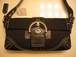 Soho Small Flap Handbag 3628 * Black (Soho Flap Handbag)