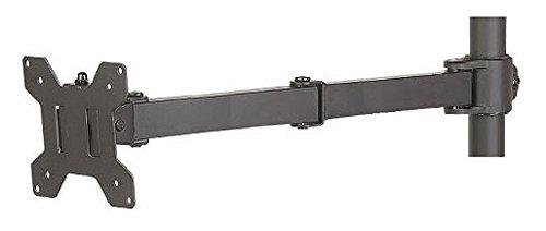 EZM Basic Single Bracket Arm Kit Pole Mount for 1 3/8