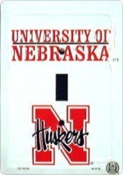 - Nebraska Light Switch Cover