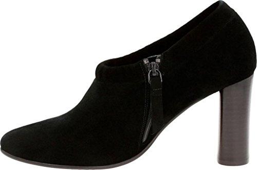CLARKS Size Suede Black 7 Womens Grace LOLA 40qwR4r