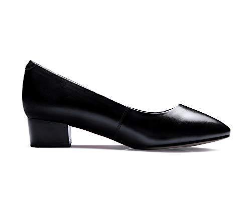 Femme SDC06076 Noir Sandales Compensées AdeeSu wq0U6fTxq