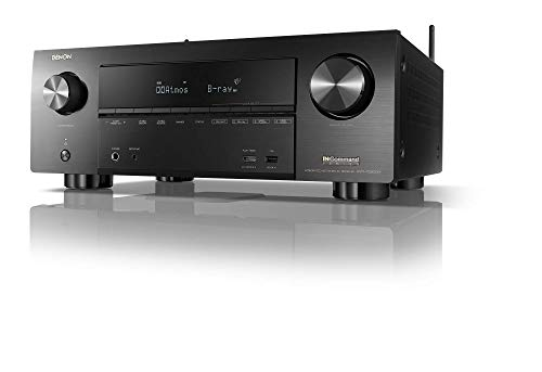 Best Review Of Denon AVR-X3600H 9.2 Channel 4K Ultra HD AV Receiver with Heos (Renewed)