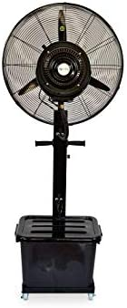 Ventilador Silencioso Ventilador Nebulizador Industrial 260W 220V