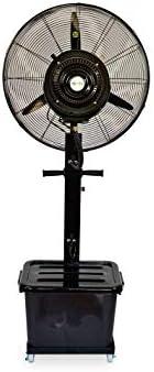 Ventilador De Pie Ventilador Nebulizador Industrial 260W 220V