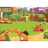 Xuandong amusement park - baby stickers World(Chinese Edition) pdf