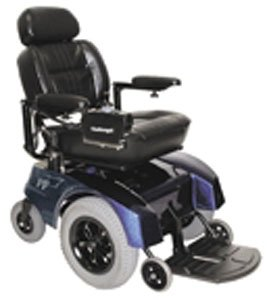 Amazon.com: Challenger PP ™ Front Drive Power Silla, asiento ...