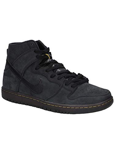 Nike SB Dunk High Decon AR7620-002 Black/Black 12.0