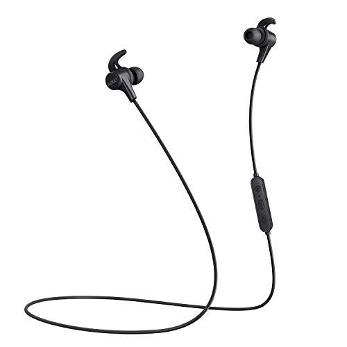 AUKEY Bluetooth Kopfhörer in Ear V4.1 mit AptX, 3 EQ Klangmodi, CVC 6.0...