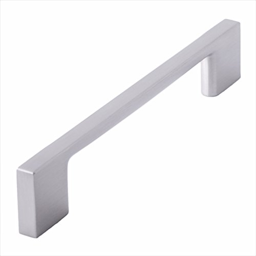 southern hills brushed nickel cabinet handles 63 inches total length 5 inch screw spacing