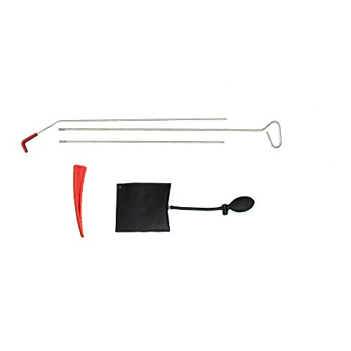 TSafe Essentials Kit- Long Reach Grabber, Air Wedge, Non Marring Wedge