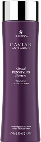 CAVIAR Anti-Aging Clinical Densifying Shampoo, 8.5-Ounce (Best Shampoo For Older Thinning Hair)