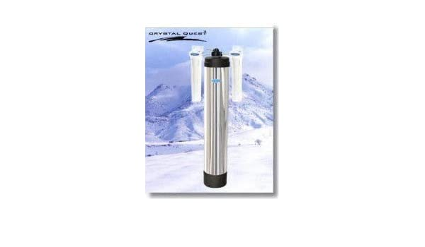 Crystal Quest Whole House 1 0 Manual Backwash Water Filter