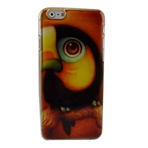 ZL Pretty Bird Plastic Hard Back Cover for iPhone 6