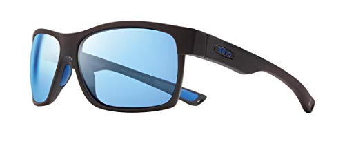 Revo Polarized Sunglasses Espen x Bear Grylls Rectangle Frame