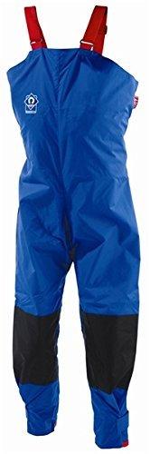 Soles Up Front Crewsaver - Conjunto de pantalones y sudadera impermeables, sudadera cerrada que se pone por la cabeza, ideal para canoa, kayak o vela Solesupfront
