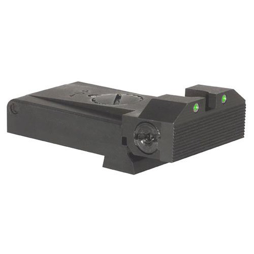 Certain Glock Adjustable Kensight Sight Trijicon Tritium insert - Night Sights - Beveled Blade by Kensight
