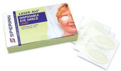 Laser-Aid Disposable Laser Eye Shields