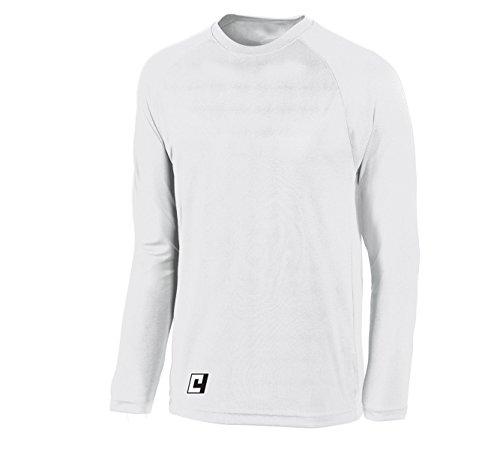 Lightweight Tech Long-Sleeve Shirt - size Adult S - color (Tech Goalkeeper Jersey)