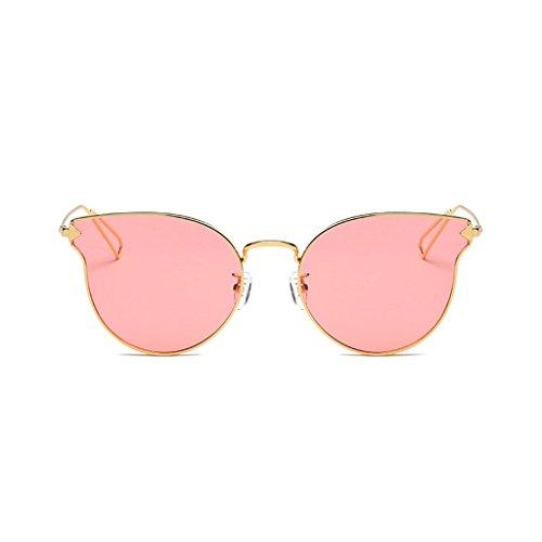 personnalité Soleil Mode Miroir Pilote de lele C3 Vintage Lunettes Soleil lumière décoration Anti Pare polarisées C4 Couleur Ai extérieure UV x0YzOqw8q