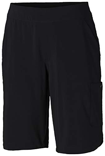 (Columbia Women's Place to Place Long Short, Water & Stain Resistant)
