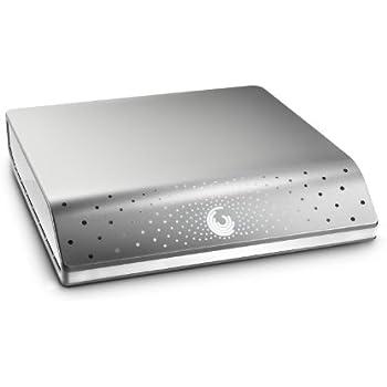 Seagate FreeAgent Desk 500 GB External Hard Drive - Silver (ST305004FDA2E1-RK)