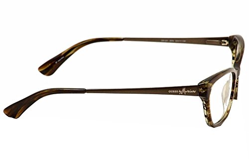 Montures Optiques Guess By Marciano GM0201 C53 D96 (brown / )