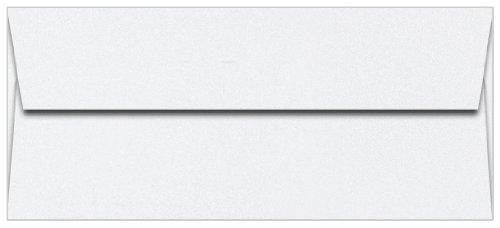 (#10 Stardream Crystal Envelopes - Straight Flap, 81T, 25 Pack)