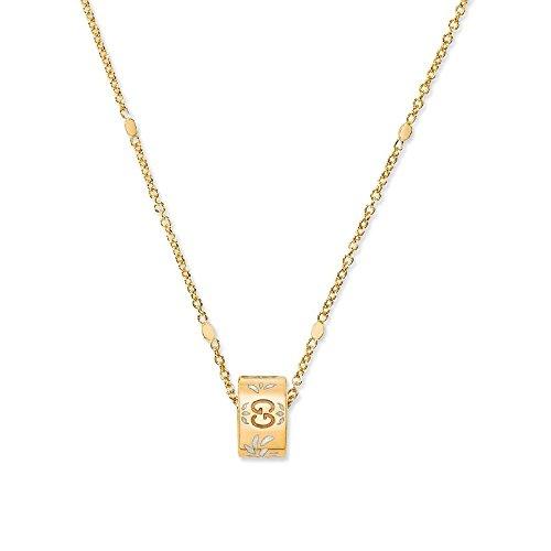 GUCCI ICON BLOSSOM necklace 44 cm YBB43455300100U