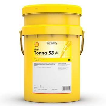 Shell 550027208 Tonna S3 M 220 Premium Machine Tool Sideways Oil
