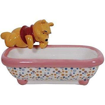 (Westland Giftware Ceramic Soap Dish, Disney Winnie The Pooh)