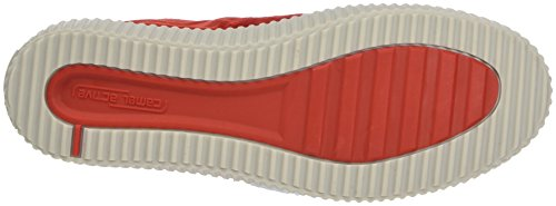Sneakers Active 71 Hautes Rail Rouge Camel fire Femme 03 CPtSqnw