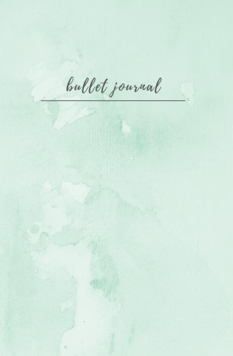 Download Bullet Journal: Dot Bullet Journal; Small Blank Dot Grid Journal for Women; (5.25 x 8 in.) -blank dotted pages for Diary, Planner, Calligraphy, Hand ... Journal and Notebook Collection) (Volume 12) PDF