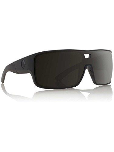 Dragon Alliance Hex Sunglasses, Matte - Black Sunglasses Dragon