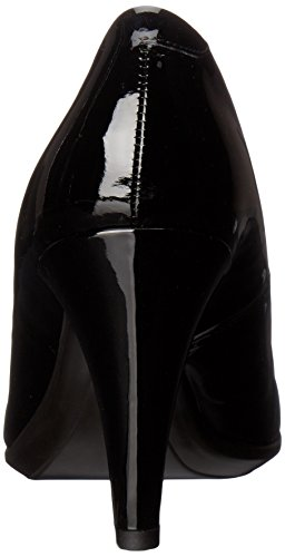 Patent 75 Dress Ecco Pump Shape Sleek Black Women's qwa0Hz
