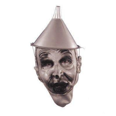 Forum Novelties Funnel Top Hat - Tin Man Hat Costume