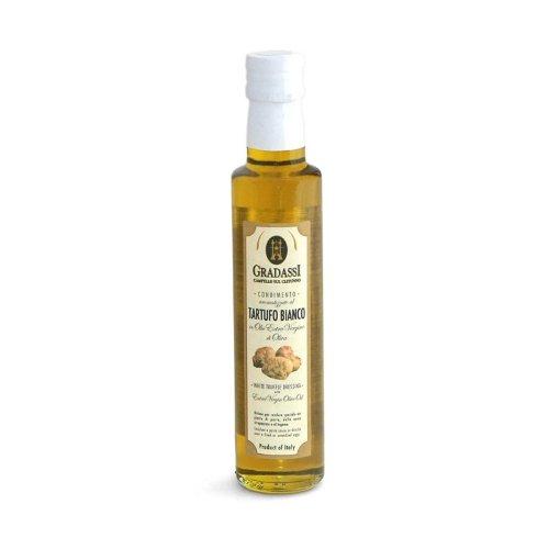 (Gradassi Tartufo Bianco Infused Extra Virgin Olive Oil 250 ml (8.45 oz))
