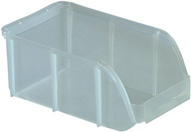 - Small Stacking Bins - Set of 12 (Clear) (3