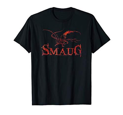 Hobbit Smaug Dragon T Shirt