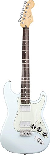 the fender stratocaster a classic rock guitar spinditty fender blacktop stratocaster hh rosewood fretboard sonic blue