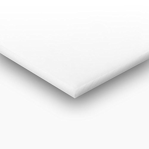 Acetal Copolymer Plastic Sheet 3/4