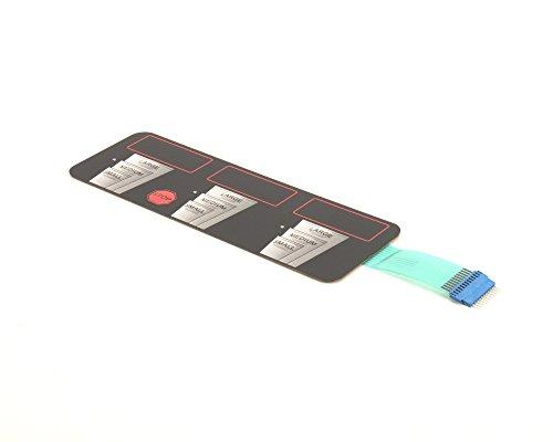 Bunn 28543.0000 Membrane Switch, 13'' Height, 11'' Width, 5'' Length by Bunn